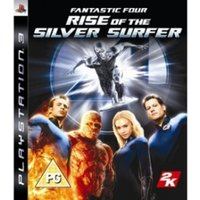 Fantastic 4 Rise Of The Silver Surfer Game