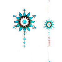 Blue/Green Windchime