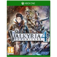 Valkyria Chronicles 4 Launch Edition Xbox One Game