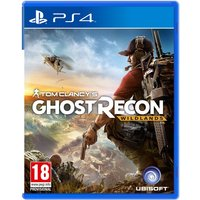 Tom Clancy's Ghost Recon Wildlands PS4 Game (with The Peruvian Connection DLC)