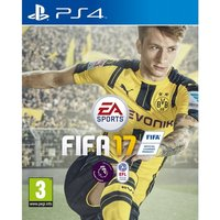 'Fifa 17 Ps4 Game [used]
