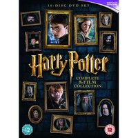 Harry Potter - Complete 8-Film Collection (2016 Edition) DVD