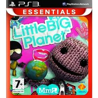 Little Big Planet Game (Essentials)