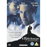 An Englishman Who Went Up A Hill But Came Down A Mountain DVD