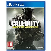 Call Of Duty Infinite Warfare PS4 Game (with Steelbook & Keyring)
