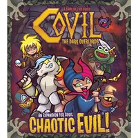 Covil: The Dark Overlords Chaotic Evil! Board Game