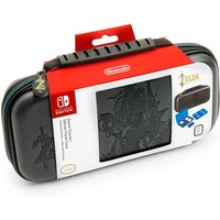 Nintendo Switch Officially Licensed Zelda Breath of the Wild Link Deluxe Travel Case