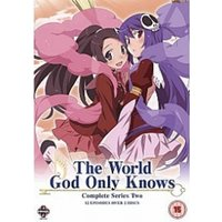 The World God Only Knows Complete Season 2 DVD