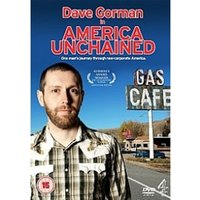 Dave Gorman In America Unchained DVD
