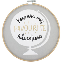 You are my favourite Adventure Hoop