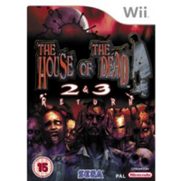 The House Of The Dead 2 & 3 Return Game