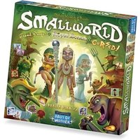 Small World Race Collection: Cursed, Grand Dames & Royal Board Game