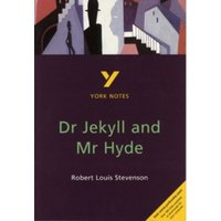 Dr Jekyll and Mr Hyde: York Notes for GCSE by Tony Burke (Paperback, 1998)