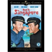 Road To Singapore DVD
