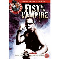 Fist Of The Vampire DVD