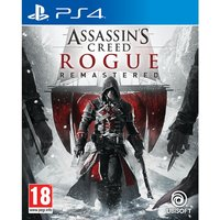 Assassin's Creed Rogue Remastered PS4 Game