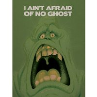 Ghostbusters - Slimer Canvas