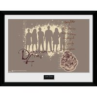 Harry Potter Dumbledores Army Collector Print