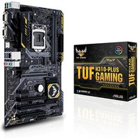 ASUS TUF H310-PLUS GAMING Intel H310 LGA 1151 (Socket H4) ATX motherboard
