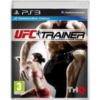 UFC Personal Trainer Includes Leg Strap (Move Compatible) Game