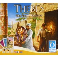 Thebes The Tomb Raiders Card Game