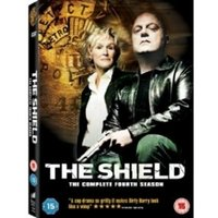 The Shield Season 4 DVD