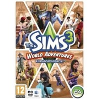 Ex-Display The Sims 3 World Adventures Expansion Pack