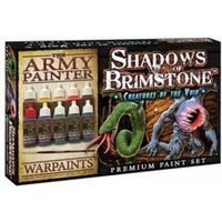 Ex-Display Shadows of Brimstone Creatures of the Void Paint set Used - Like New