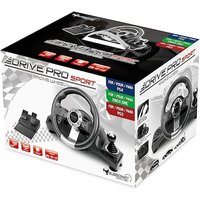 Subsonic Drive Pro Sport Wheel with Pedals and Gear Shift for PS4 & Xbox One