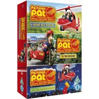 POSTMAN PAT - SPECIAL DELIVERY BOXSET DVD