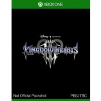 Kingdom Hearts 3 III Xbox One Game