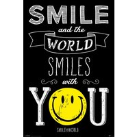Smiley - World Smiles WIth You Maxi Poster