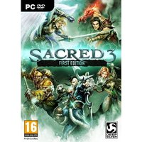 Sacred 3 First Edition PC Game