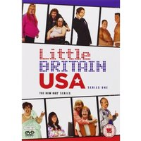 Little Britain USA Series 1 DVD