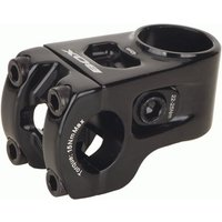 Box Hollow Mini BMX Stem Black 40mm x 22.2mm x 1