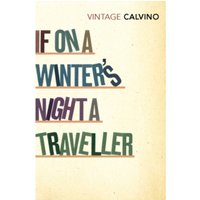 If On A Winter's Night A Traveller by Italo Calvino (Paperback, 1992)