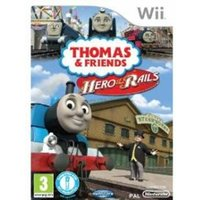 Thomas & Friends Hero of the Rails Game