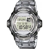Casio BG169R-8ER Baby-G Watch- Grey
