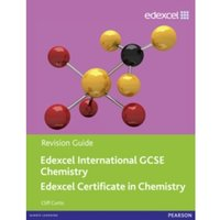 Edexcel International GCSE Chemistry Revision Guide with Student CD