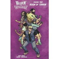 Burn the Orphanage Volume 2 Reign of Terror Paperback