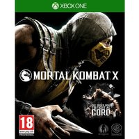 Mortal Kombat X Xbox One Game (with Goro DLC)