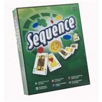 Sequence Board Game - Damaged Packaging