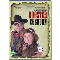 Rooster Cogburn DVD