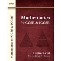 New Maths for GCSE and IGCSE Textbook, Higher (for the Grade 9-1 Course) by CGP Books (Paperback, 2015)