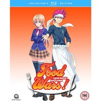 Food Wars! Complete Season 1 Collection (Episodes 1-24) Collector's Edition Blu-ray