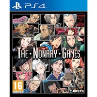 The Nonary Games PS4 Game