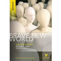 Brave New World: York Notes Advanced by Aldous Huxley (Paperback, 2005)