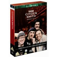 Citizen Smith Series 3 & 4 DVD