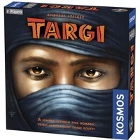 Targi Board Game Damaged