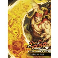 Street Fighter Unlimited  Volume 2: The Gathering Hardcover